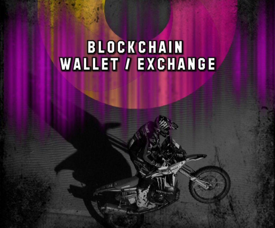 Blockchain wallet exchange