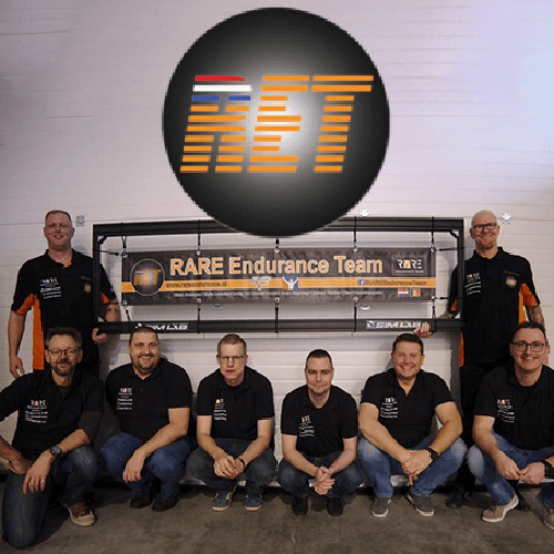Rare Endurance Team group photo